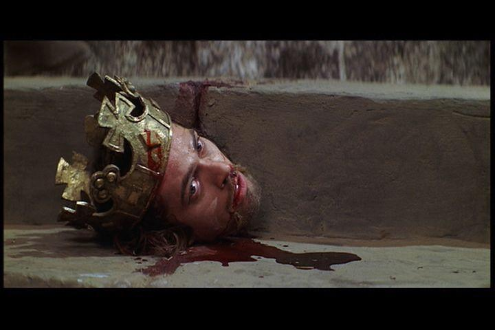 Macbeth's death (Polanski)
