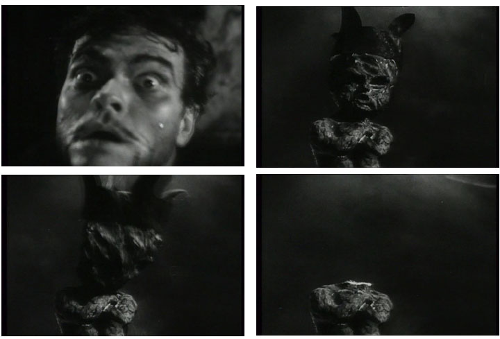 Macbeth's decapitation (Welles)