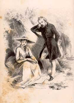 Julia and Edward Clifford in Confession