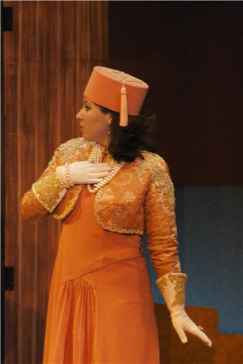 Figure 5. Maria Enriquez as Adriana